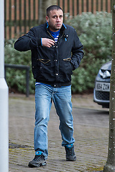 © Licensed to London News Pictures . MOHAMMED DAVOOD pictured arriving at Bury Magistrates Court on 3rd March 2015 as today (4th February 2016) he is one of ten men convicted of serious sexual offences in Rochdale between 2004 and 2008 , as part of Operation Doublet , an investigation into child sexual exploitation in the region . The convictions relate to offences committed against eight victims who were aged between 13 and 23 at the time of the abuse . Photo credit : Joel Goodman/LNP