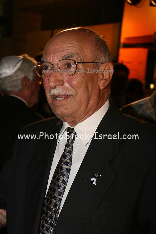 Yacov Ben Yizri Israeli minister of Health, appointed May 2006