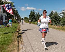 Great Cranberry Island Ultra 50K road race: Joanne Sodano
