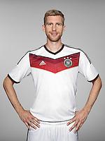FUSSBALL   PORTRAIT TERMIN DEUTSCHE NATIONALMANNSCHAFT 24.05.2014 Per Mertesacker (Deutschland)