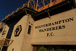 A general view (GV) of Molineux Stadium - Mandatory by-line: Paul Roberts/JMP - 14/10/2017 - FOOTBALL - Molineux - Wolverhampton, England - Wolverhampton Wanderers v Aston Villa - Skybet Championship