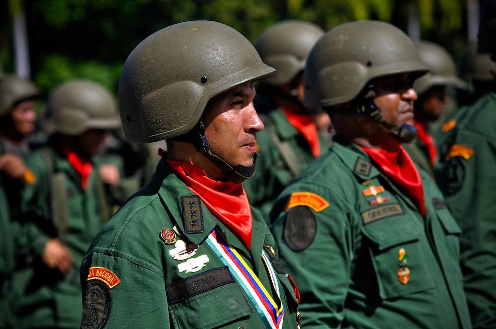 FEBRUARY 4 DAY OF DIGNITY - VENEZUELA 2010 / 4 DE FEBRERO DIA DE LA DIGNIDAD - VENEZUELA 2010<br /> Photography by Aaron Sosa<br /> Caracas - Venezuela 2010<br /> (Copyright &copy; Aaron Sosa)
