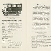 Studebaker Electric Vehicles