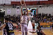 Aristide Landi<br /> Unicusano Roma - Angelico Biella<br /> Campionato Basket LNP 2016/2017<br /> Roma 29/01/2017<br /> Foto Ciamillo-Castoria