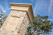 Crystal Cove Stacked Stone Monument