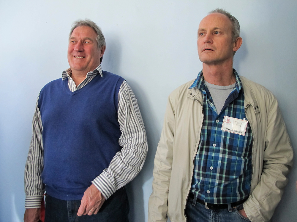 Kingswood College Class of 1974 40th Re-Union Weekend 1st to 3rd Septemeber 2014 Grahamstown South Africa