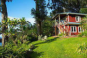 Waipio Rim, B&B, Waipio Valley, Hamakua Coast, Island of Hawaii