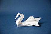 07/27/16-Origami Swans