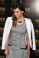 LONDON - May 29: Lilah Parsons at the Lipsy VIP Fashion Awards 2013 (Photo by Brett D. Cove)