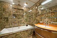 Bathroom at 232 East 63rd Street