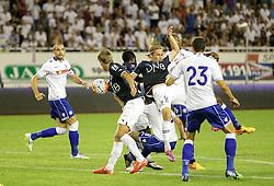 30.07.2015, Stadion Poljud, Split, CRO, UEFA EL, Hajduk Split vs Stroemsgodset IF, Qualifikation, 3. Runde, Hinspiel, im Bild Iver Fossum // during the UEFA Europa League Qualifier 3rd round, 1st Leg Match between Hajduk Split and Stroemsgodset IF at the Stadion Poljud in Split, Croatia on 2015/07/30. EXPA Pictures © 2015, PhotoCredit: EXPA/ Pixsell/ Petar Glebov<br /> <br /> *****ATTENTION - for AUT, SLO, SUI, SWE, ITA, FRA only*****