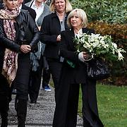 NLD/Leusden/20131107 - Uitvaart Leen Timp, Willeke Alberti