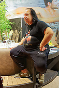 Berlin, Germany - 18 October 2012<br /> Porn star Ron Jeremy promoting his 'Ron Jeremy' brand of rum at the Venus Berlin 2012 adult industry exhibition in Berlin, Germany. Ron Jeremy, born Ronald Jeremy Hyatt, has been an American pornographic actor since 1979. He faces sexual assault allegations which he strenuously denies. There is no suggestion that any of the people in these pictures have made any such allegations.<br /> www.newspics.com/#!/contact<br /> (photo by: EQUINOXFEATURES.COM)<br /> Picture Data:<br /> Photographer: Equinox Features<br /> Copyright: &copy;2012 Equinox Licensing Ltd. +448700 780000<br /> Contact: Equinox Features<br /> Date Taken: 20121018<br /> Time Taken: 12045958