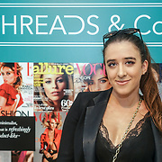 Ella Jade attends the Threads & Co Beauty launches permanent retail concept store everything from coffee to beauty to retail therapy on 24th May 2017. by See Li