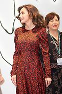 Queen Letizia of Spain visit ARCO Fair at IFEMA on February 27, 2020 in Madrid, Spain