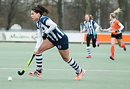 Den Haag - Hoofdklasse hockey dames, HDM-GRONINGEN  (6-2).  Sanne Pheninckx (HDM)  COPYRIGHT KOEN SUYK