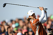 Tommy Fleetwood (Eng) during the saturday morning fourballs session of Ryder Cup 2018, at Golf National in Saint-Quentin-en-Yvelines, France, September 29, 2018 - Photo Philippe Millereau / KMSP / ProSportsImages / DPPI