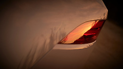 Jaguar E Pace photographed in France at Ramatuelle beach by Jürg Kaufmann