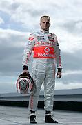 Motorsports / Formula 1: World Championship 2009, tests in Portimao, Algarve, Heikki Kovalainen (FIN, Vodafone McLaren Mercedes). 28th Jan 2009.<br /> <br /> Exclusive images
