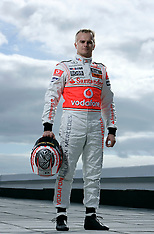 Exclusive Heikki Kovalainen shoot
