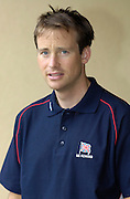 2005 FISA World Cup, Rotsee, Lucerne, SWITZERLAND, 06.07.2005 Team photo's  Hotel Grand Europe, James Lindsey-Fynn.  © Peter Spurrier. .email images@intersport-images..[Mandatory Credit Peter Spurrier/ Intersport Images]