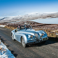 Car 6 Christopher Forrest / Lesley Anne Forrest Jaguar XK120