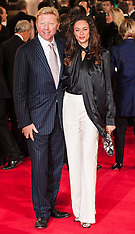 OCT 23 2012 Arrivals for James Bond Film Premiere 'Skyfall'