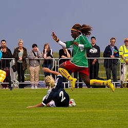 Cameroon v Scotland | Aberdeen | 15 July 2012