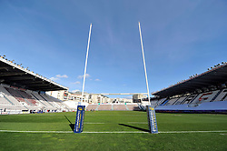 A general view of the Stade Mayol - Mandatory byline: Patrick Khachfe/JMP - 07966 386802 - 10/01/2016 - RUGBY UNION - Stade Mayol - Toulon, France - RC Toulon v Bath Rugby - European Rugby Champions Cup.