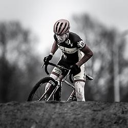 12-01-2020: Wielrennen: NK Veldrijden: Rucphen<br />Renze Makkink