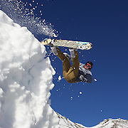 'The Air Bag' at The Remarkables