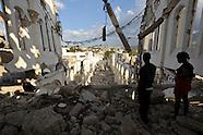 European Disaster Volunteers, Haiti