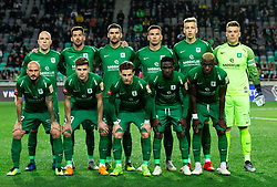 Players of Olimpija during Football match between NK Olimpija and NK Maribor in 23rd Round of Prva liga Telekom Slovenije 2018/19 on March 16, 2019, in SRC Stozice, Ljubljana, Slovenia. Photo by Vid Ponikvar / Sportida