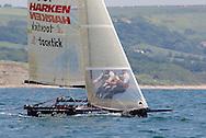 International 14 GBR 1533  Harken/Tacktick