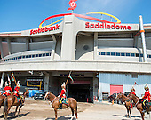 Lord Strathconas Mounted Troop - Calgary Stampede