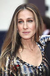 59905856<br /> Sarah Jessica Parker at the Premiere of the Musical Charlie and The Chocolate Factory in Theatre Royal London, United Kingdom, 25 June 2013. Photo by imago / i-Images<br /> UK ONLY