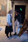 ANASTASIA GELMADE, iIRA LAPTEVA, F, UTURE GENERATION ART PRIZE @ VENICE 2019 Venice, Palazzo Ca'Tron, 9 May 2019