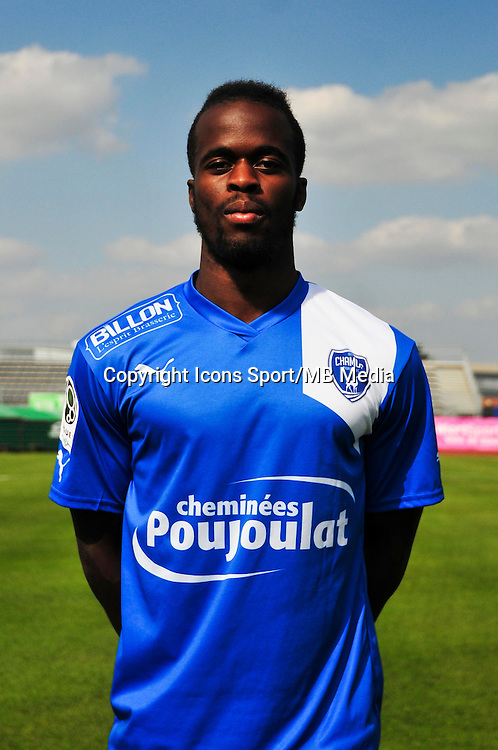 Greg Houla - 05.09.2014 - Photo officielle Niort - Ligue 2 2014/2015<br /> Photo : Philippe Le Brech / Icon Sport