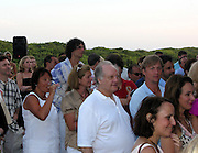 Howard Stern the tallest person at the event.Get Wild Benefit.THE WILDLIFE RESCUE CENTER OF THE HAMPTONS.ELLEN & CHUCK SCARBOROUGH Residence.Watermill, NY, United States .Saturday, July 19, 2008.Photo By Celebrityvibe.com.To license this image call (212) 410 5354 or;.Email: celebrityvibe@gmail.com; .Website: www.celebrityvibe.com.