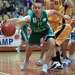20090502: Basketball - UPC League, KK Luka Koper vs KK Zlatorog Lasko