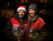 Ben & Darren, Big Issue Sellers in Grimsby & Cleethorpes