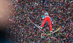 01.01.2016, Olympiaschanze, Garmisch Partenkirchen, GER, FIS Weltcup Ski Sprung, Vierschanzentournee, Bewerb, im Bild Andreas Stjernen (NOR) // Andreas Stjernen of Norway during his Competition Jump of Four Hills Tournament of FIS Ski Jumping World Cup at the Olympiaschanze, Garmisch Partenkirchen, Germany on 2016/01/01. EXPA Pictures © 2016, PhotoCredit: EXPA/ JFK