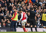 Tottenham Hotspur v Arsenal - Premier League - 05/03/2016