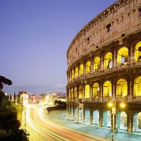 ITA , ITALIEN : Kolosseum in Rom.  |ITA , ITALY : Colosseum in Rome|. 16.02.2012. Copyright by : Rainer UNKEL , Tel.: 0171/5457756