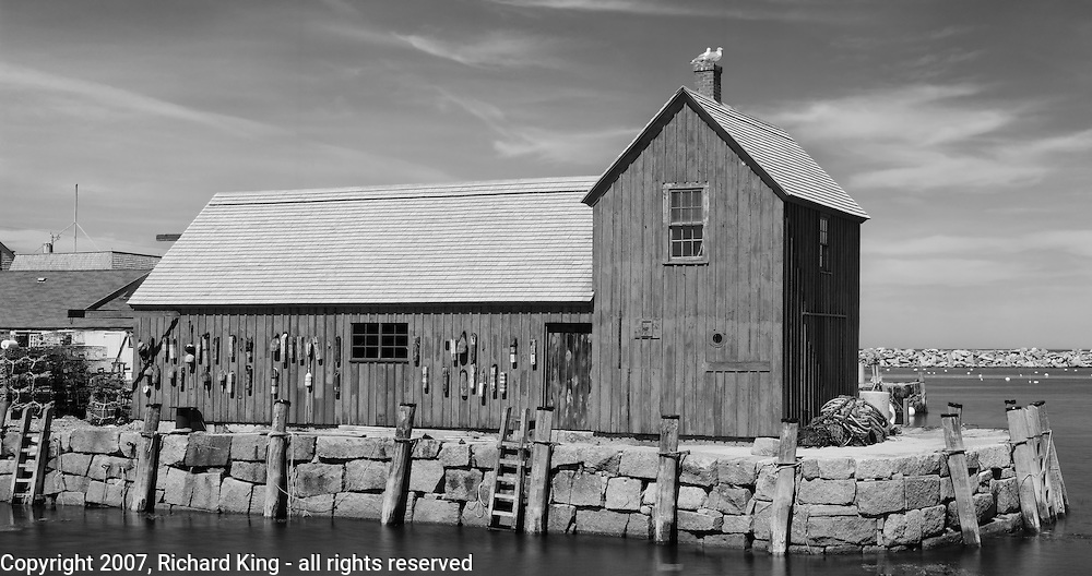 Motif No. 1, Rockport on Cape Ann, MA