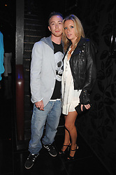 LUCINDA COOK and CHARLIE ROBERSON at the opening of the new club Chloe, 3 Cromwell Road, London on 7th June 2007.<br /><br />NON EXCLUSIVE - WORLD RIGHTS