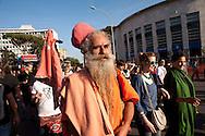 Roma, 7  Maggio  2011.Million marijuana march 2011  contro il proibizionismo per  l'accesso immediato all'uso terapeutico per i pazienti, il diritto a coltivare liberamente la cannabis.