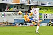 Mansfield Town midfielder Oscar GoBern (27) during the EFL Sky Bet League 2 match between Mansfield Town and Crawley Town at the One Call Stadium, Mansfield, England on 19 November 2016. Photo by Simon Trafford.