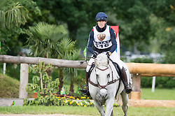 Weseloh Maria Lena, (GER), Steeling Time    <br /> Cross country - CIC3* Luhmuhlen 2016<br /> © Hippo Foto - Jon Stroud<br /> 18/06/16