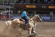 05: CALGARY STAMPEDE BARREL RACING